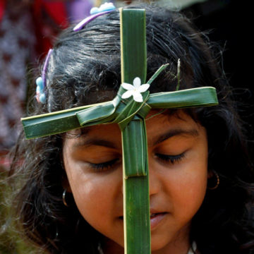What is Palm Sunday?