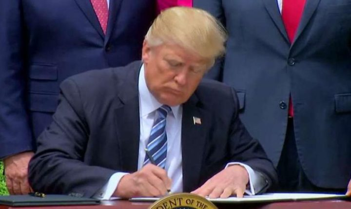 Trump executive order on religious liberty