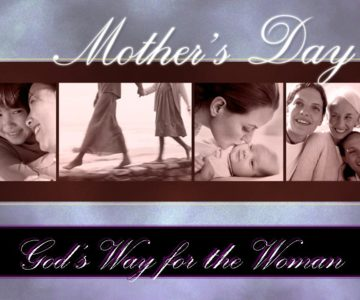 Winks from God: A Mother's Day story of hope